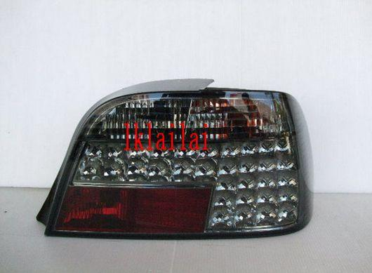 SONAR BMW E38 '95-02 LED Tail Lamp [Red/Smoke]