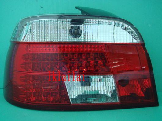 SONAR BMW E39 95-00 LED Tail Lamp [Red/Clear ]