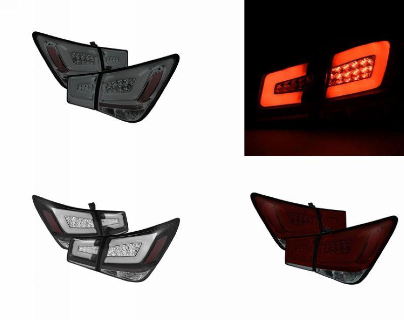 Sonar Chevrolet Cruze '09 LED Light Bar Tail Lamp
