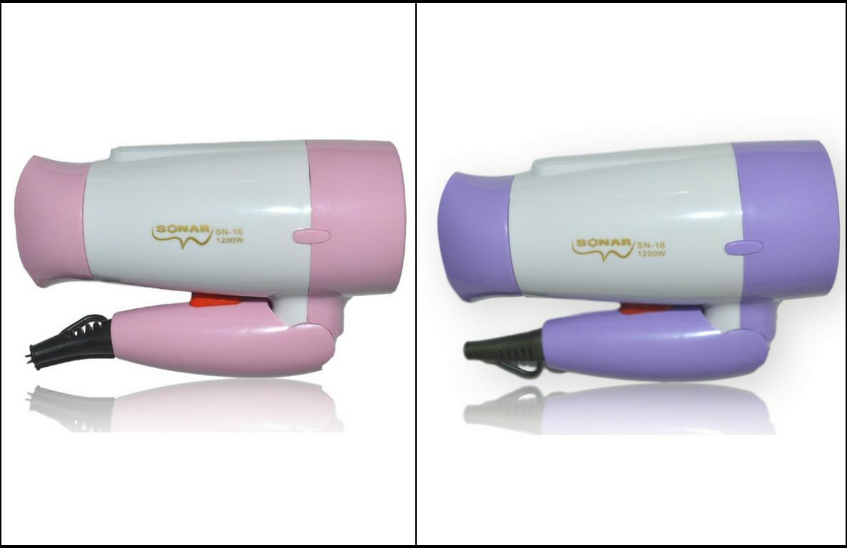 Sonar SN-16 1200W Mini Hair Dryer