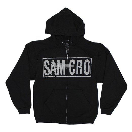 Sons Of Anarchy Samcro Adult Hoodie - New