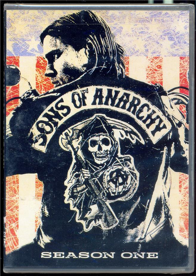 Sons Of Anarchy Season 1 - New DVD