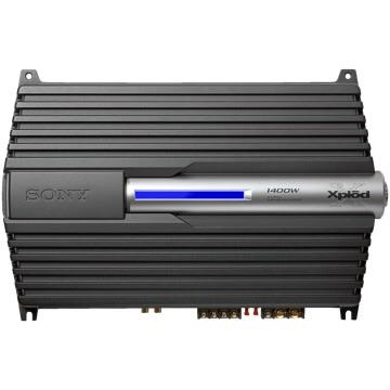 Sony 4 channel car amplifier  1400 watt