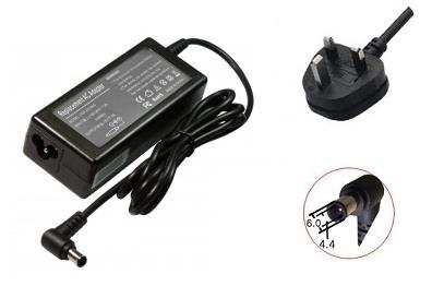 SONY AC Adapter Power Charger VGP-AC19V19 19.5V 3.3A 6.0X4.4mm