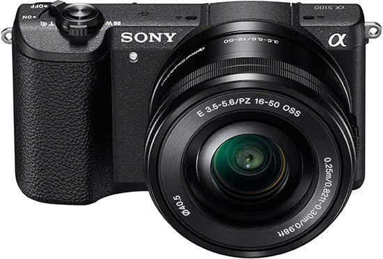 Sony Mirrorless ILCE-5100L Kit 16-50mm