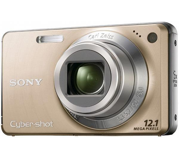 NEW Sony Cybershot DSC-W270 12MP Digital Camera [GiantMoni]