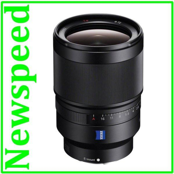 New Sony Distagon T* FE 35mm f/1.4 ZA Lens SEL35F14Z