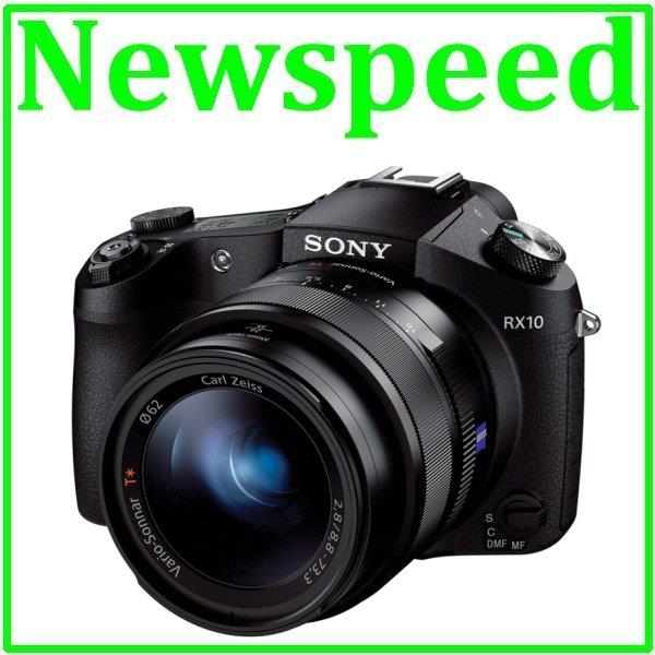 Sony DSC-RX10 III with F2.4-4 large-aperture 24-600mm Zoom Lens