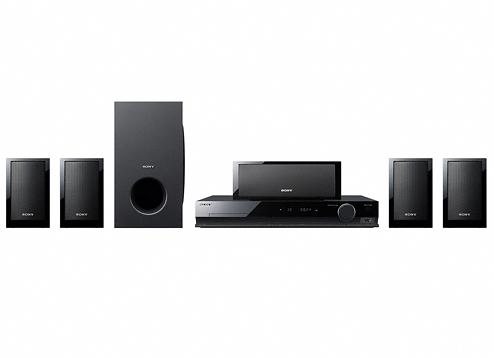 Sony DVD Home Theatre System DAV-TZ210 5.1 Speaker with ...