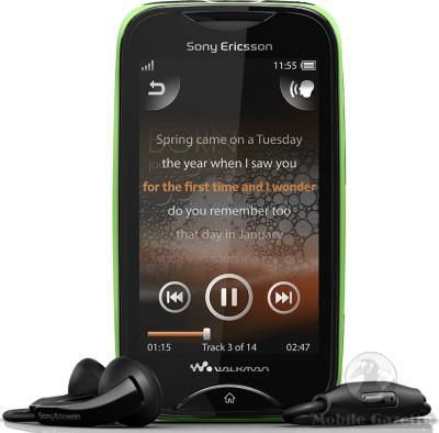Sony Ericsson Mix Walkman Latest Model FOC Gifts..ready stock