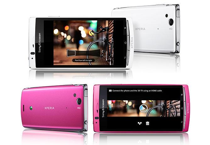 Sony Ericsson Xperia ARC S..New Set 2 Years Warranty FOC 8gb card & ..