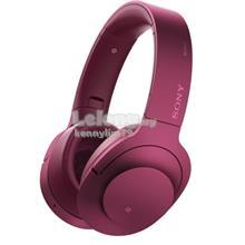 SONY Headset Wireless H.EAR ON (MDR-100ABN) PINK