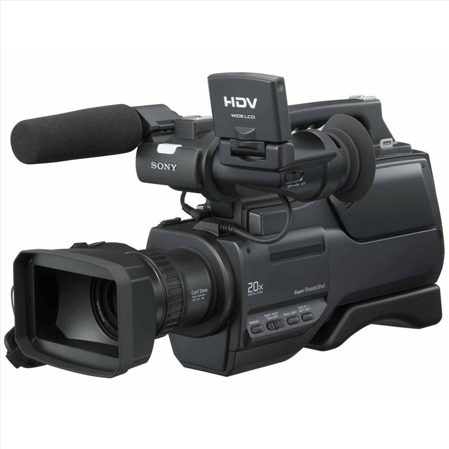 NEW Sony HVR HD1000P HDV Video Camera [GiantMoni]