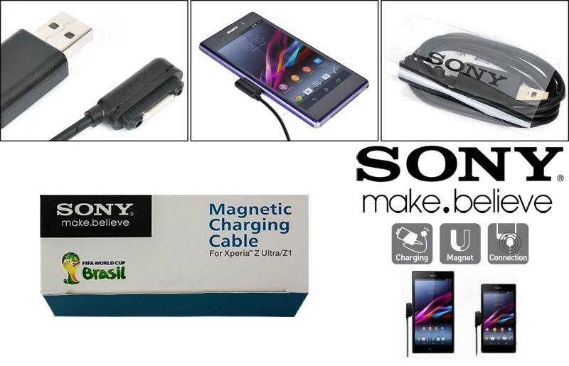 Sony Magnetic Charging Cable Xperia Z1 Mini/ Z1 / Z2 / Z3 / Z Ultra