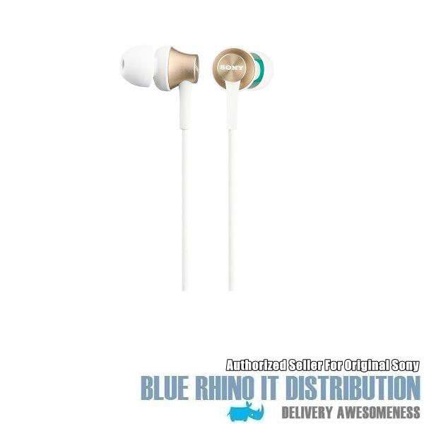 Sony MDR-EX450 In-ear Headphones (Gold)