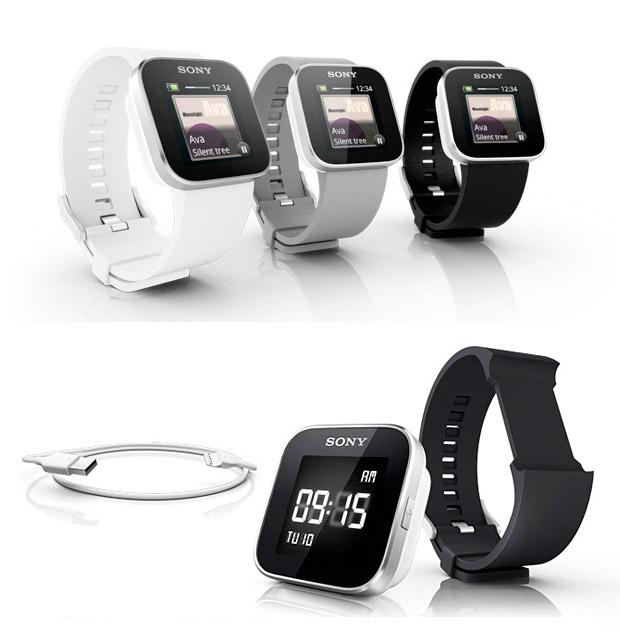Sony MN2 SmartWatch Smart Watch Bluetooth  Android phone Samsung HTC