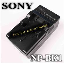 SONY NP-BK1 Battery Charge