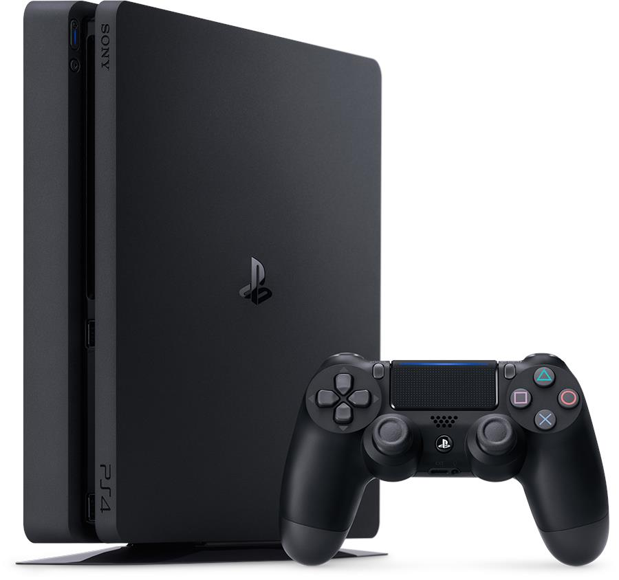 SONY PLAYSTATION 4 SLIM 1TB HDD PS4 (1 YEAR SONY MALAYSIA WARRANTY)