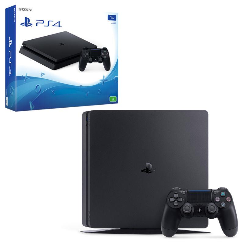 SONY PLAYSTATION 4 SLIM PS4 1000GB