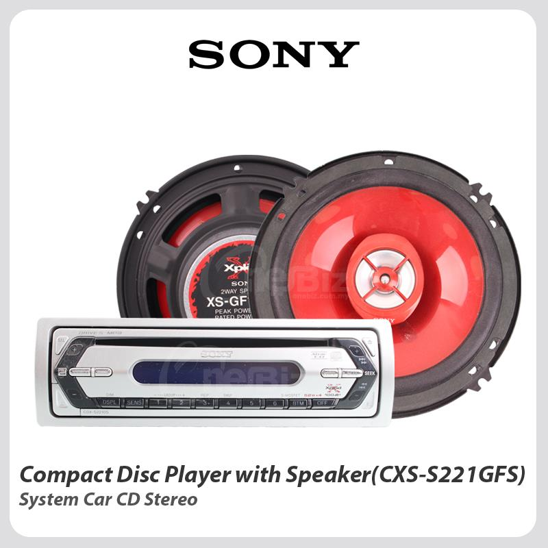 Sony Single Din Player