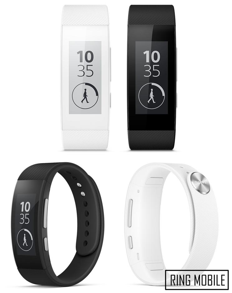 Sony SmartBand Talk - SWR30 / Black - Original - rmtlee