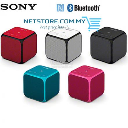 Sony SRS-X11 Compact Ultra-Portable Bluetooth/NFC Party Speaker