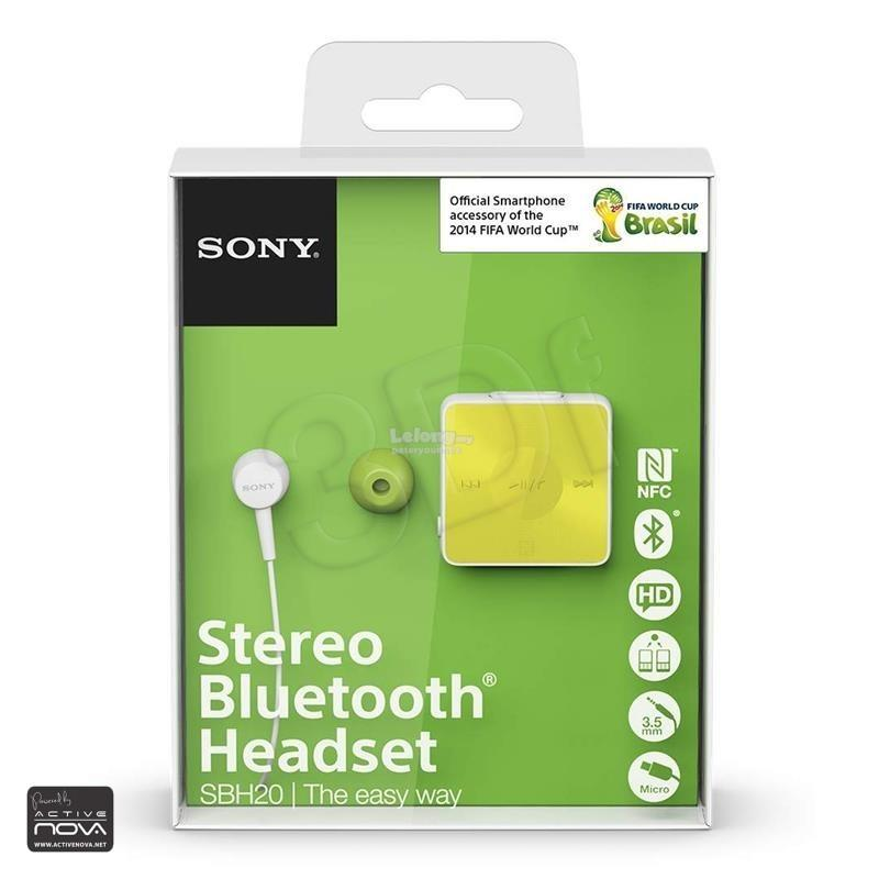 sony stereo bluetooth headset sbh2 end 11 17 2016 11 15 pm. Black Bedroom Furniture Sets. Home Design Ideas