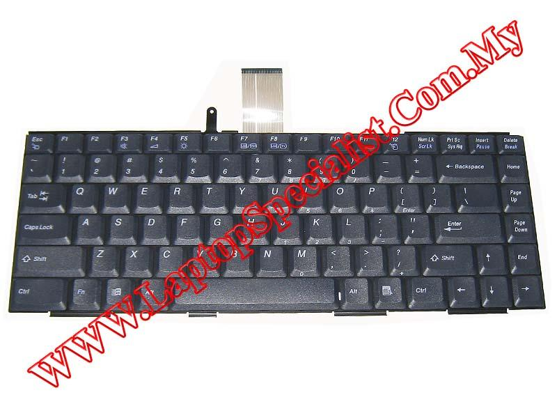 Sony Vaio PCG-FX Series New US Keyboard