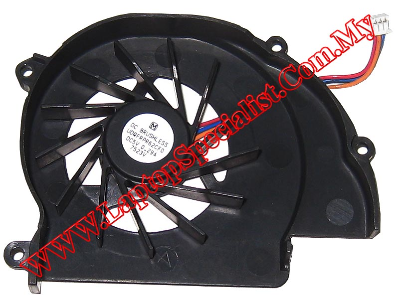 Sony Vaio VGN-FZ Series CPU Cooling Fan
