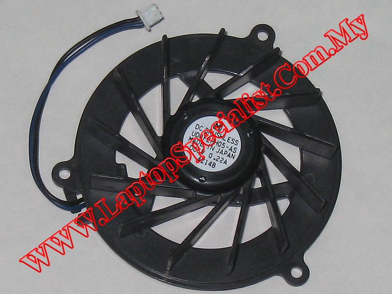 Sony Vaio VGN-A Series CPU Cooling Fan
