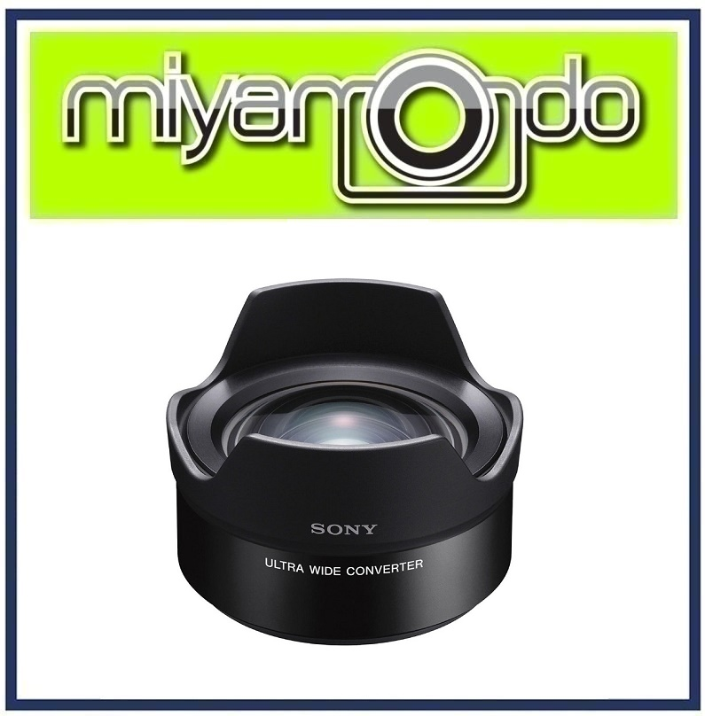 NEW Sony VCL-ECU2 E-Mount Wide Angle Converter Lens
