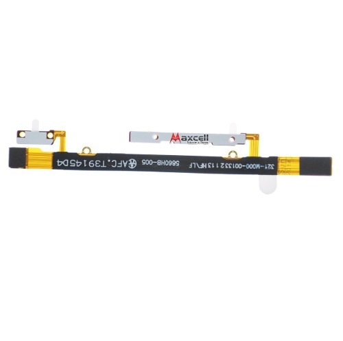 Sony Xperia C C2305 C2304 Volume On/Off Power Slot Flex Cable Ribbon