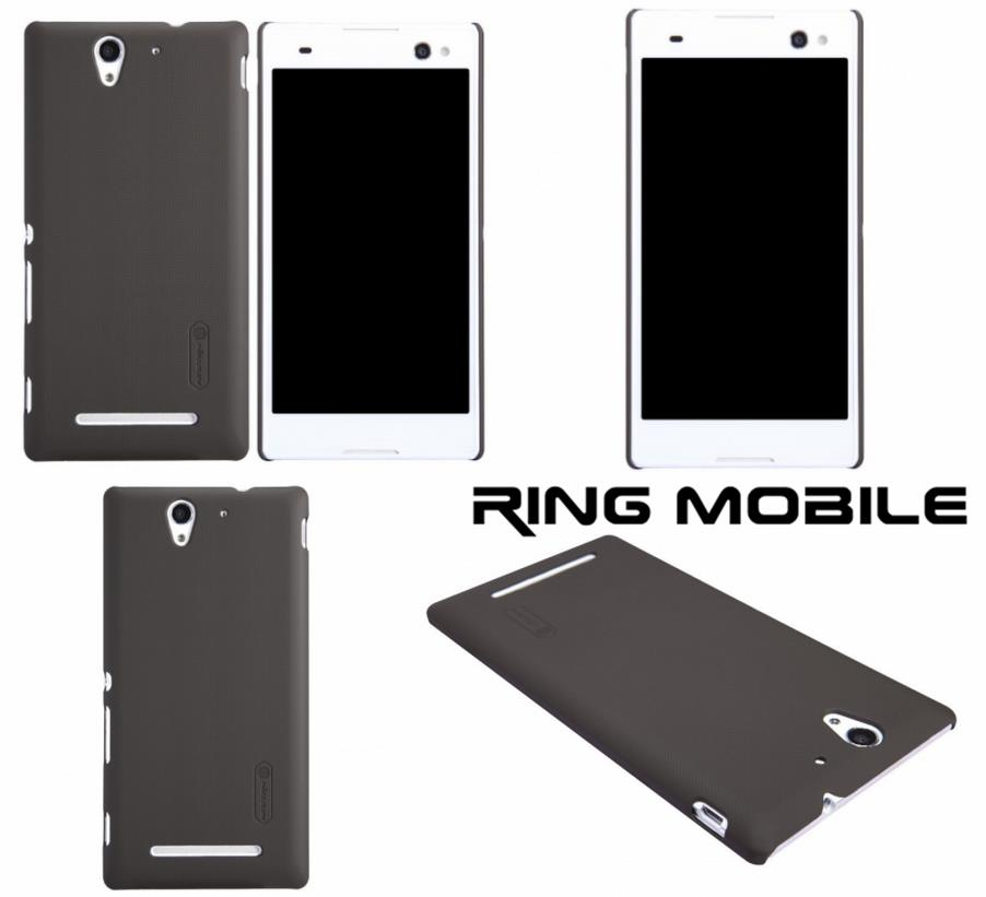 Sony Xperia C3 Nillkin Super Frosted Shield Back C