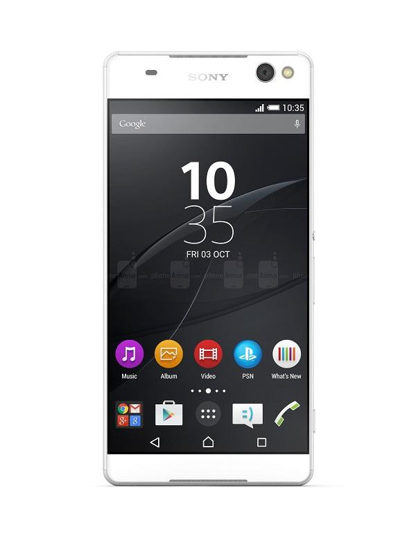 Sony Xperia C5 16GB (White) (Official Sony Malaysia Warranty)