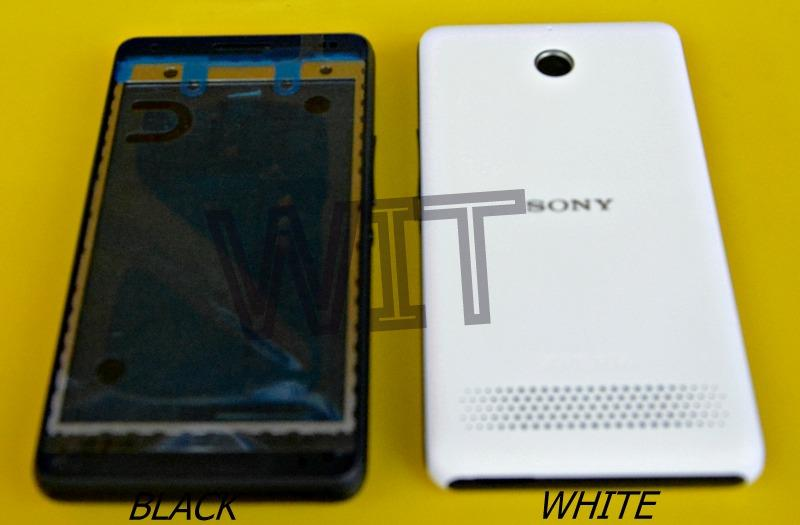 Sony Xperia E1 D2005 Dual D2105 Housing Bezel Board Battery Back Cover