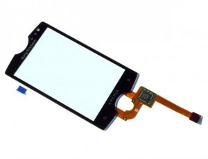 Sony Xperia Mini ST15 ST15i B/W Digitizer Lcd Touch Screen Mini2