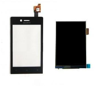 Sony Xperia Miro ST23 ST23i LCD Display / Digitizer Touch Screen