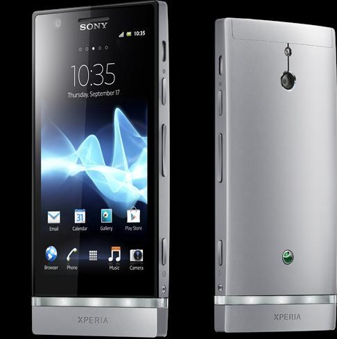 Sony Xperia P Dual Core 1Ghz, new unit with 1yr  warranty