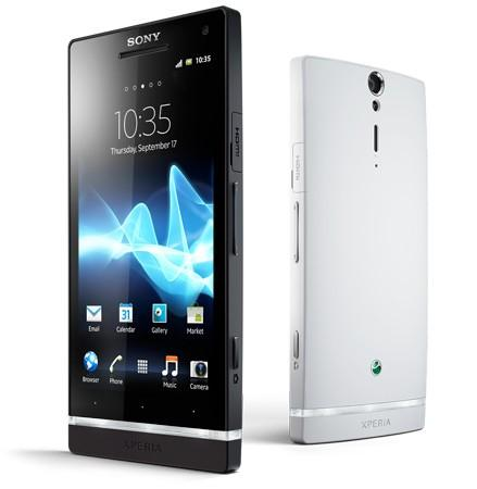 Sony Xperia S-Latest Sony-32gb Internal-12.1MP Dual Core 1.5GHZ-Ready ..