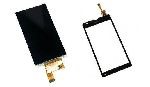 Sony Xperia SP C5303 C5302 M35 M35H Display Lcd Digitizer Touch Screen