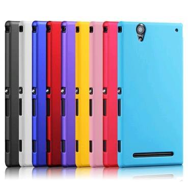 Sony Xperia Ultra T2 xm50h XM50T Phone Matte Texture Casing Case Cover