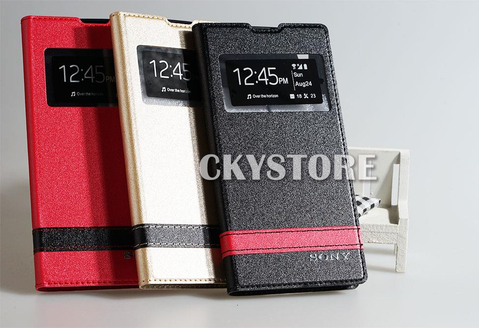 SONY XPERIA XA ULTRA Sview Trendy Standable Flip Case with Pocket