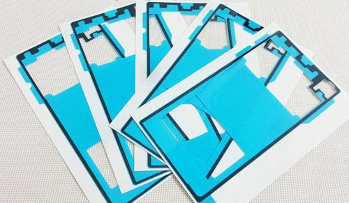 Sony Xperia Z L36 Z2 L50 D6503 Z3 D6653 D6633 Back Cover 3M Sticker