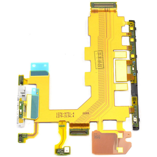 Sony Xperia Z2 L50 L50T D6503 Power On/Off Volume Vibrate Flex Cable