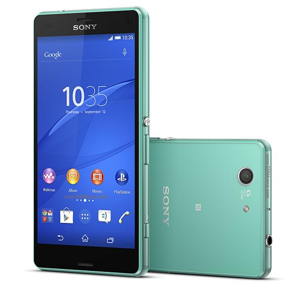 Sony Xperia Z3 Compact (D5833) [16GB ROM +2GB RAM] - Imported Set