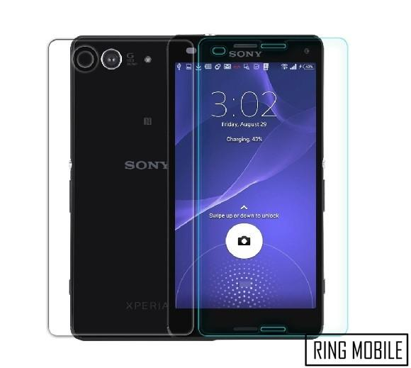 Sony Xperia Z3 Compact Nillkin 2.5D Anti-Explosion H+ Tempered Glass