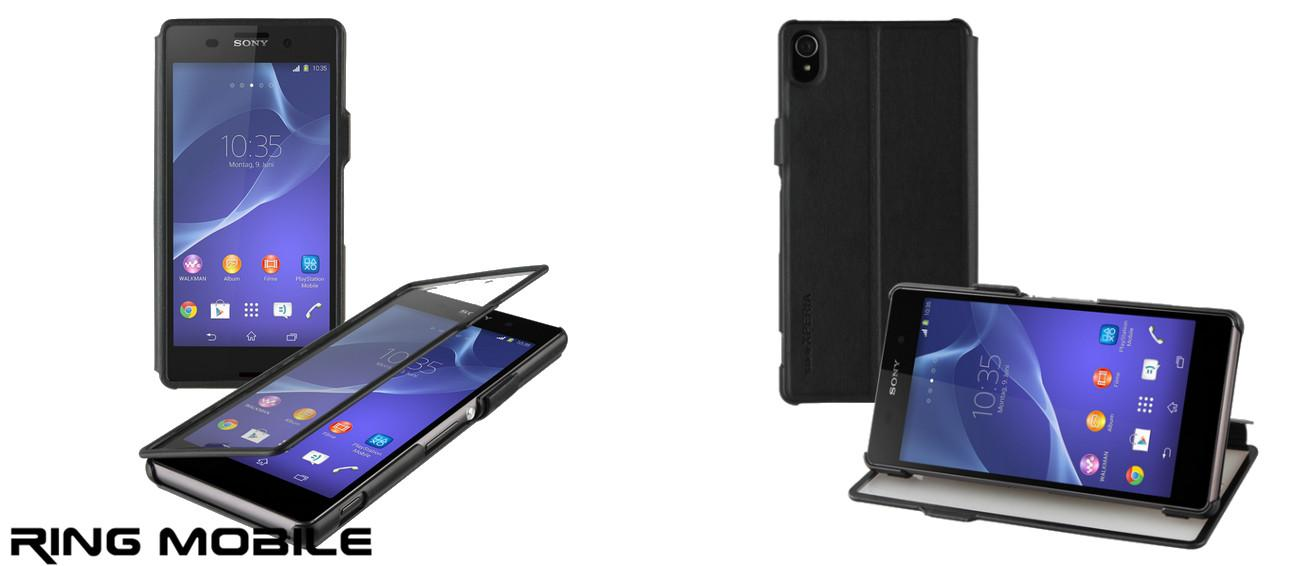 Sony Xperia Z3 Roxfit Book Case - Touch - rmtlee