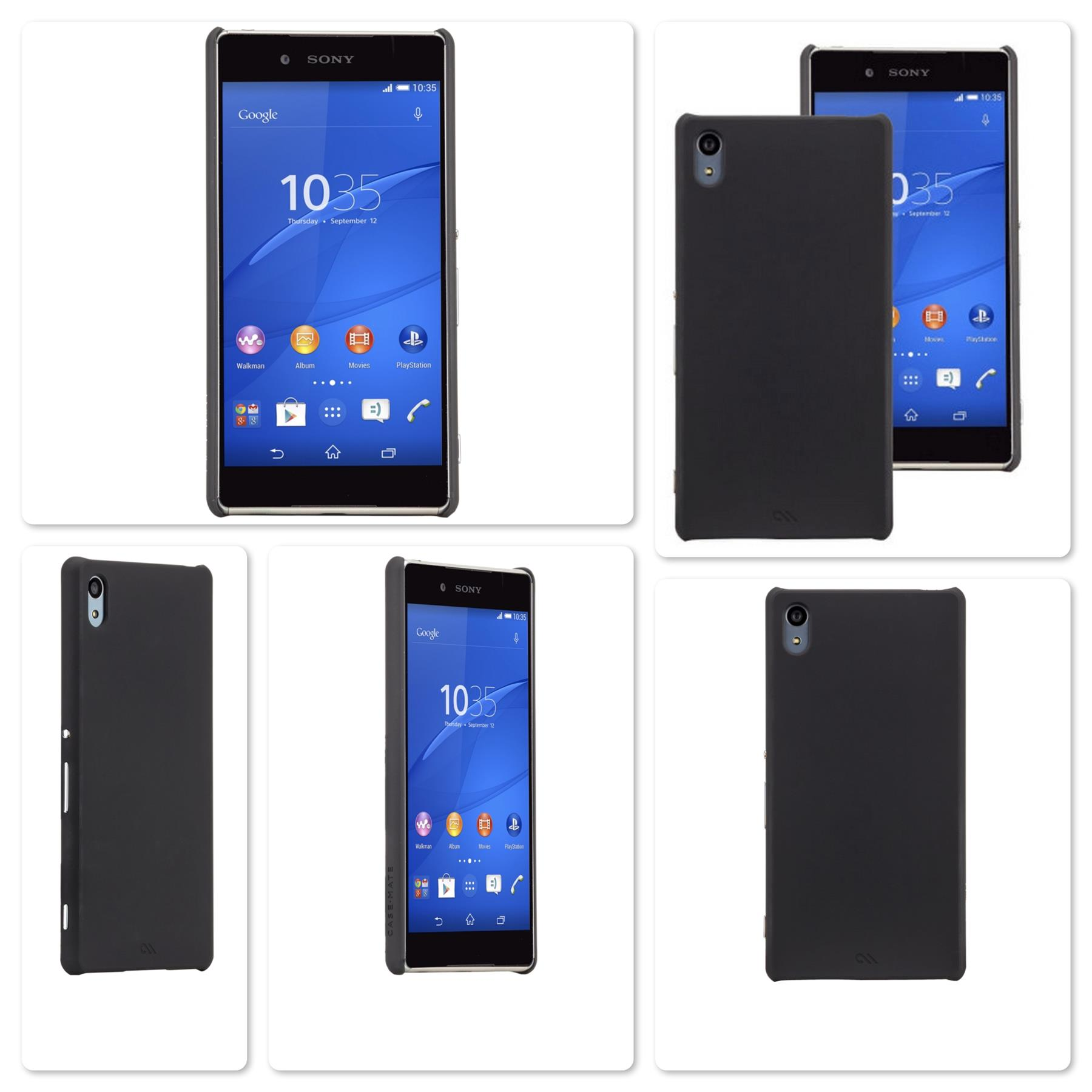 Sony Xperia Z3+ / Z3 Plus / Z4 Case Mate Barely There Back Case1