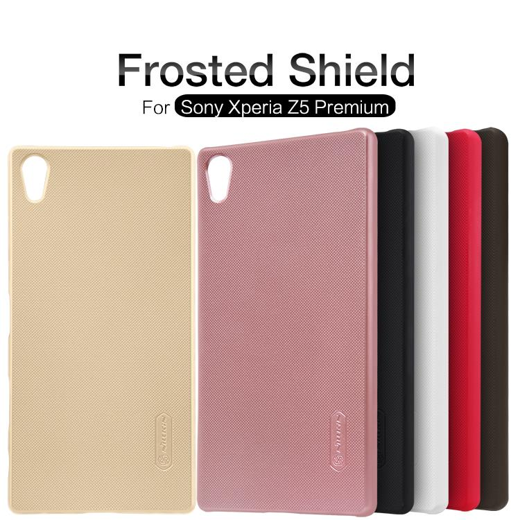Sony Xperia Z5 Premium Nillkin Super Frosted Shield Sand Cover Case