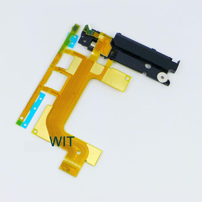 Sony Xperia ZR C5502 M36 M36h On/Off Power Volume Ribbon Flex Cable On